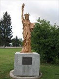 Image for Boy Scout Statue of Liberty - Lewistown, Montana