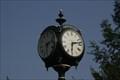 Image for Oklahoma Centennial Clock - Ardmore, Oklahoma