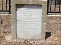 Image for Jackson Wilson Cemetery - Deer Park, TX
