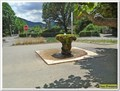 Image for La fontaine de la mairie - Mallemoisson, France