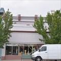 Image for Mt. Pleasant Historic District ~ Lundberg Block Building