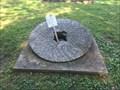 Image for Edison Cemetery Millstone - Vienna
