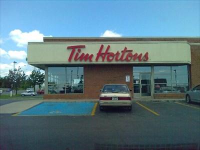 Tim Horton S Division Street Coburg Restaurants On Waymarking