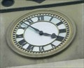 Image for Town Clock, Ross-on-Wye, Herefordshire, England