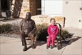 Image for Seated Portrait of Herbert Candelaria - Albuquerque, New Mexico
