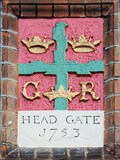 Image for Colchester Coat-of-Arms - Head Street, Colchester, UK