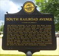 Image for South Railroad Avenue - Opelika, AL