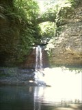 Image for Cascade Falls - Matthiessen Illinois State Park