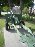 Image for Ordnance QF 25 Pounder #2 - Alexandra Park - Orangeville, ON