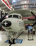 Image for E-2C Hawkeye - Museum of Naval Aviation, NAS Pensacola, USA.