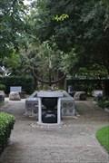 Image for Hourglass -- Sparkman-Hillcrest Cemetery, Dallas TX