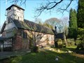 Image for St Mary and All Saints Churchyard - Whitmore, Newcastle -under-Lyme, Staffordshire.