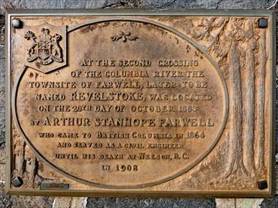 Founding of Farwell
