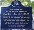 Image for Maple Hill Cemetery