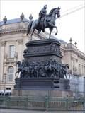 Image for Reiterstandbild Friedrichs des Großen in Berlin, Germany