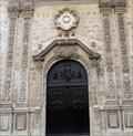 Image for Doorway of San Francisco el Nuevo - La Habana, Cuba
