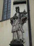 Image for Sv. Jan Nepomucký  u kostela sv. Jiljí a Panny Marie královny - Trebon, okres Jindrichuv Hradec, CZ