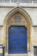 Image for United Reformed Church Door - Stratford-upon-Avon, England