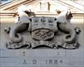 Image for Cambridge City Council Coat-of-Arms - Wheeler Street, Cambridge, UK