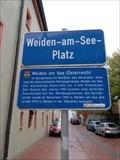 Image for Partnerstadt Weiden am See - Weiden i.d. Oberpfalz, Bayern, Deutschland