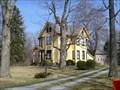 Image for Yellow Victorian, Kinsman, Ohio