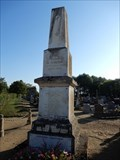 Image for Monument aux morts - Cherré, Pays de Loire, France