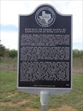 Image for Republic of Texas' Santa Fe Expedition in Wise County