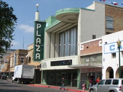 plaza theater laredo texas vintage movie theaters on