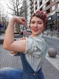 Image for Rosie the Riveter - National Harbor, MD