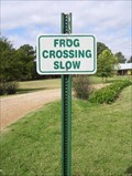 Image for Frog Crossing, Green Frog community, Alamo, TN