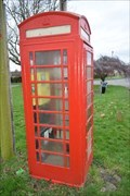 Image for Red Telephone Box - Wickhamford, Worcestershire, WR11 7RZ