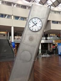 Sky City Clock Mount, Arlanda Airport, Stockholm, Sweden