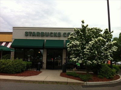 Manchester starbucks on pleasant valley road starbucks for Michaels crafts manchester ct