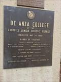 Image for De Anza College - 1968 - Cupertino, CA