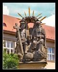 Image for Holy Trinity statuary - Dolní Dobrouc, Czech Republic