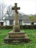Image for War Memorial, Holy Trinity Church, Winster, Cumbria, UK