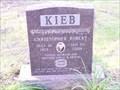 Image for Christpher Kieb - Drummer - Oak Grove Cemetery Dixboro, MI