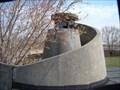 Image for 89K0634 Pointe Claire Qc, baie de Valois. La prise d'eau de l'aqueduc.