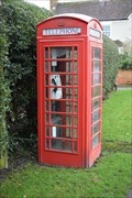 Image for Red Telephone box - Wootton Wawen, Warwickshire, B95 6BE