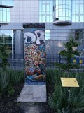 Image for Berlin Wall at the European Parliament - Brussels, Belgium