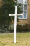 Image for 1st Baptist Church Cross - Whiteville, TN