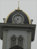 Image for Hamblen County Courthouse Clock - Morristown, TN