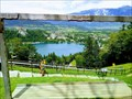 Image for Straza Bled, view of the lake in Bled, Slovenia