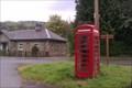 Image for Red Telephone Box - Inver, near Dunkeld, Scotland
