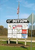 Image for Welcome to Dutzow, Missouri