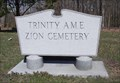 Image for Trinity AME Zion Cemetery, York County, Pennsylvania