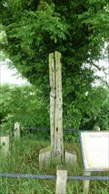 Image for The Bilstone Gibbet Post - Gibbet Lane - Bilstone, Leicestershire