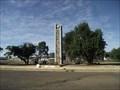 Image for Rotary Pioneer Memorial Clock - Moora, Western Australia