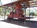 Image for Steam donkey loader - Manjimup,  Western Australia