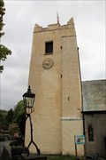 Image for St Oswald's Church  Bell Tower - Grasmere, Cumbria, UK.